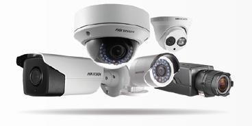 HD Surveillance Camera Systems